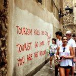 """La paradoja de la  """"turismofobia"""""""