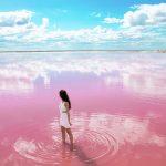 Las Coloradas: sueño en rosa