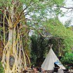 Duerme en una aldea mística