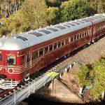De la locomotora a los  paneles solares