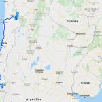 Del Desierto de Atacama a la capital chilena