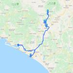 Colima, entre volcanes y mar